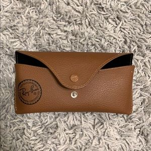 Accessories - Ray-Ban Glasses case Brown